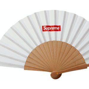 Supreme New Folding Fan Unused in New Pack